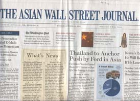 The Asian Wall Street Journal