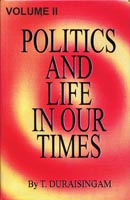 Politics and life in our Times: volume II