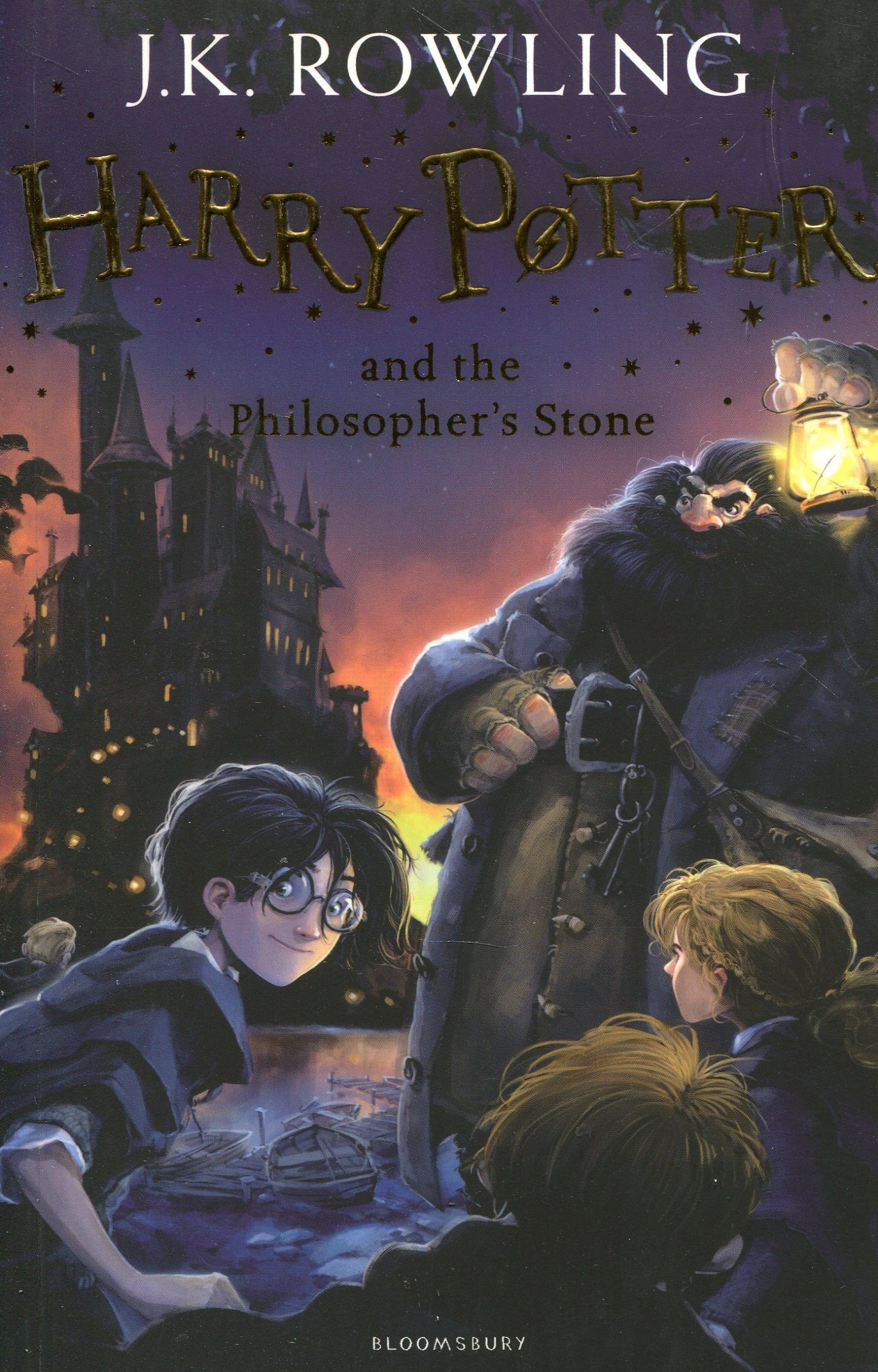 Harry Potter And The Philosophers Stone : 1
