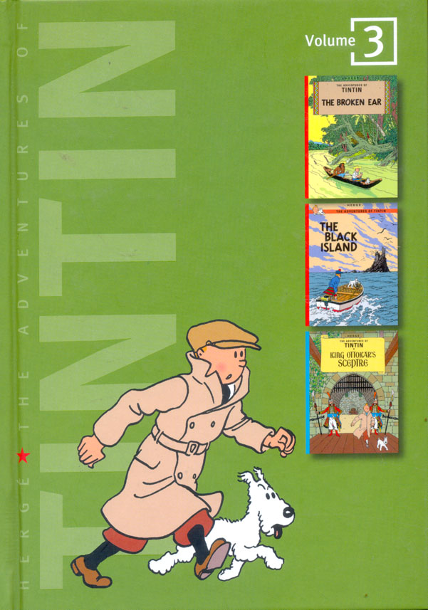 Adventures Of Tin Tin : Volume 3