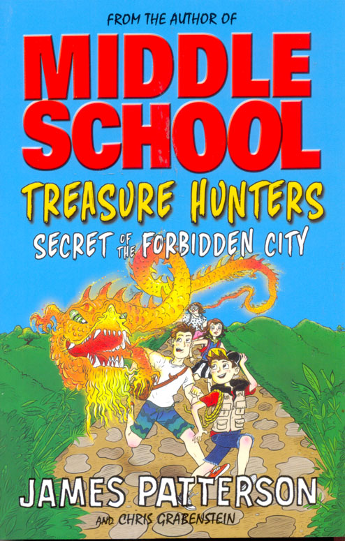 Treasure Hunters : Secret of the Forbidden City