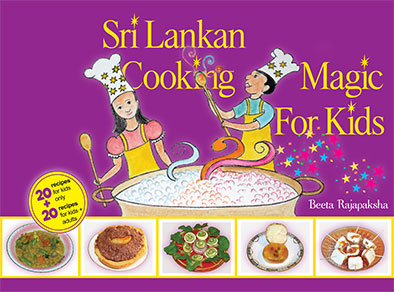 Sri Lankan Cooking Magic For Kids