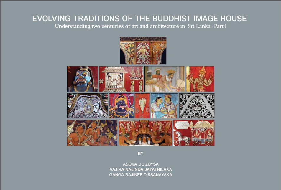 Evolving Traditions of The Buddhist Image House Part I