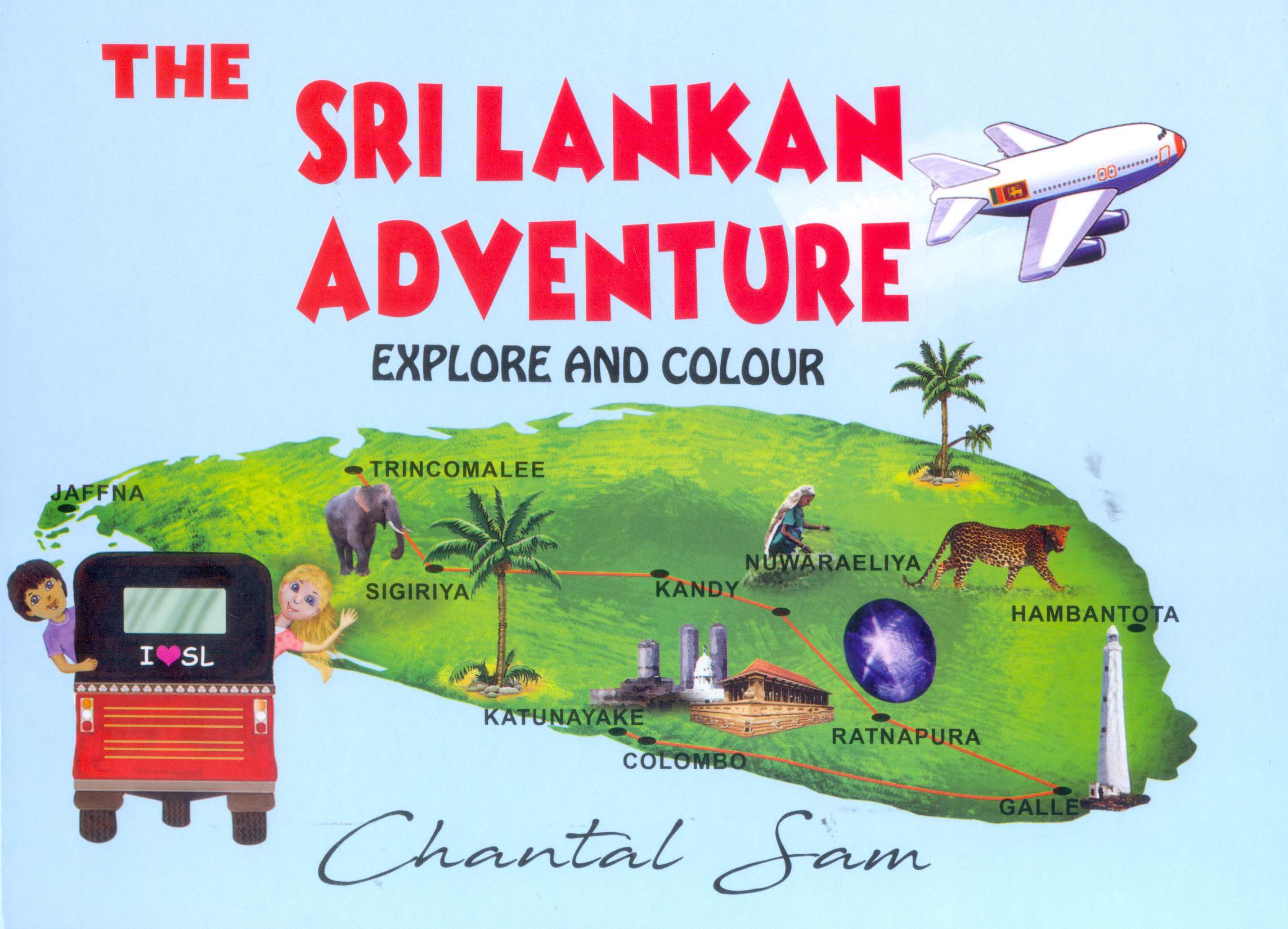The Sri Lankan Adventure