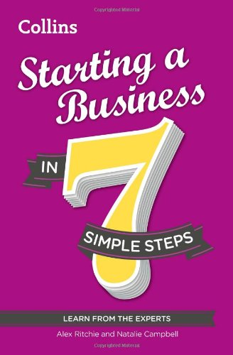 Collins Stating A Business In 7 Simple Steps