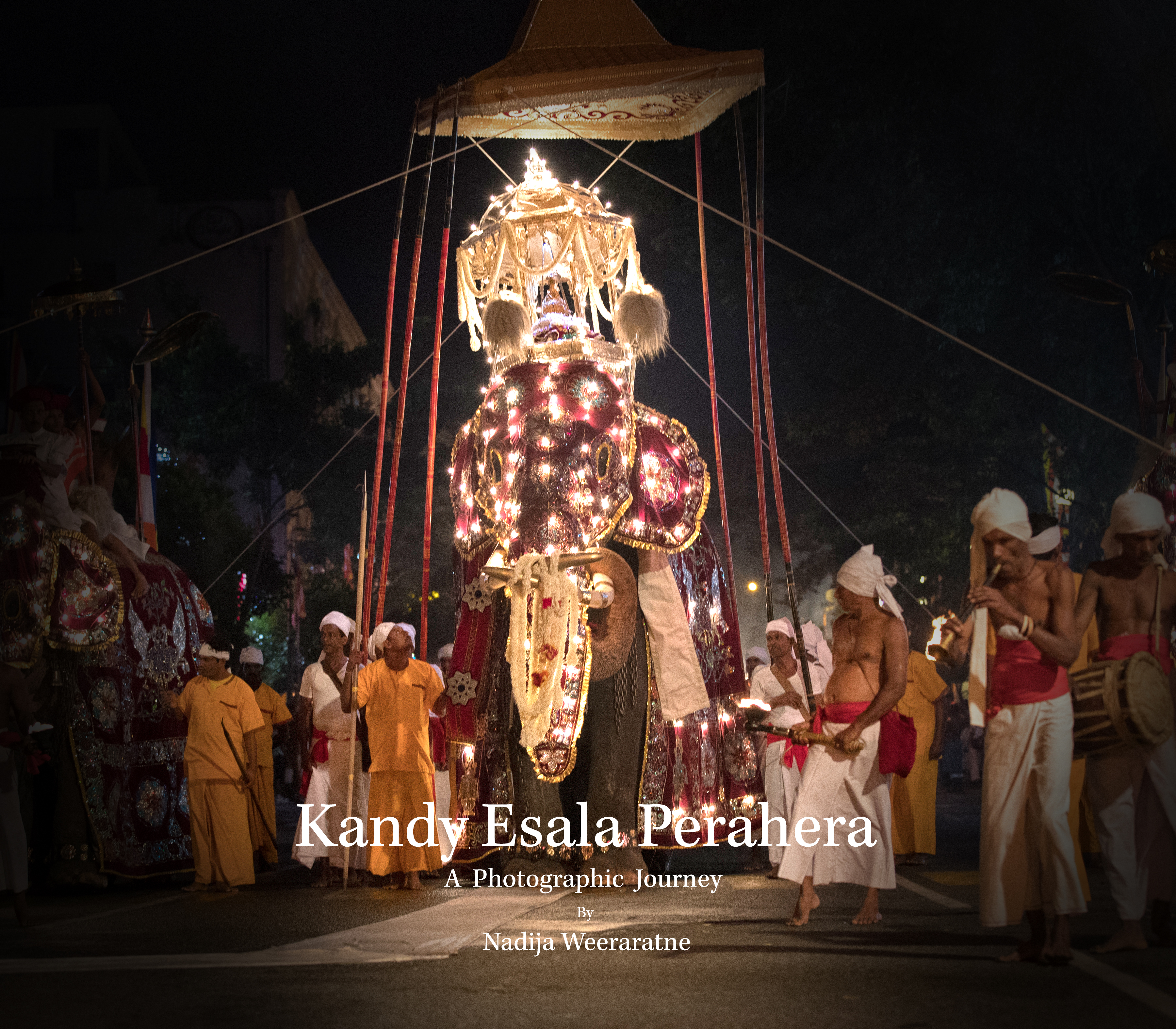 Kandy Esala Perahera : A Photographic Journey