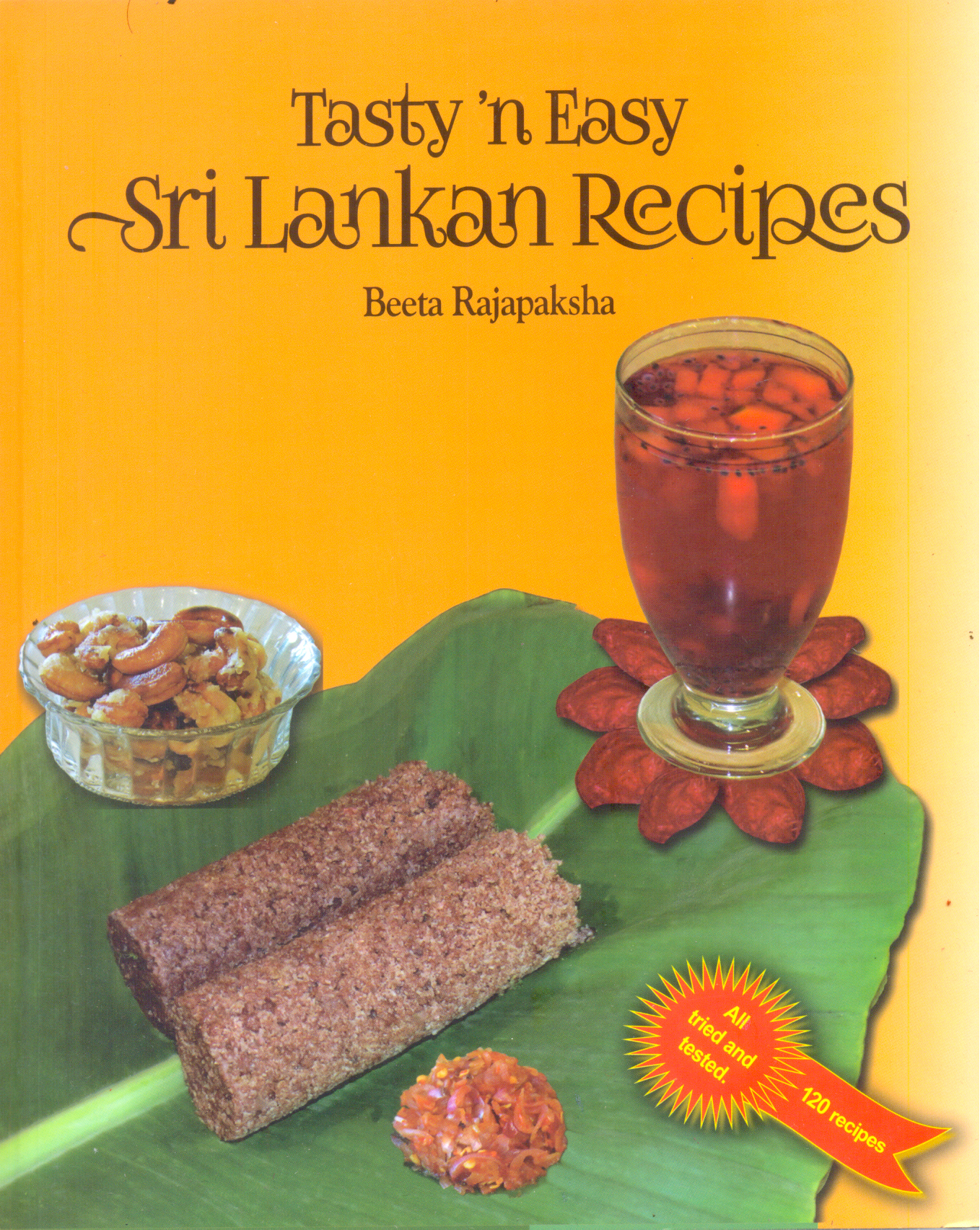 Tasty 'n Easy Sri Lankan Recipes