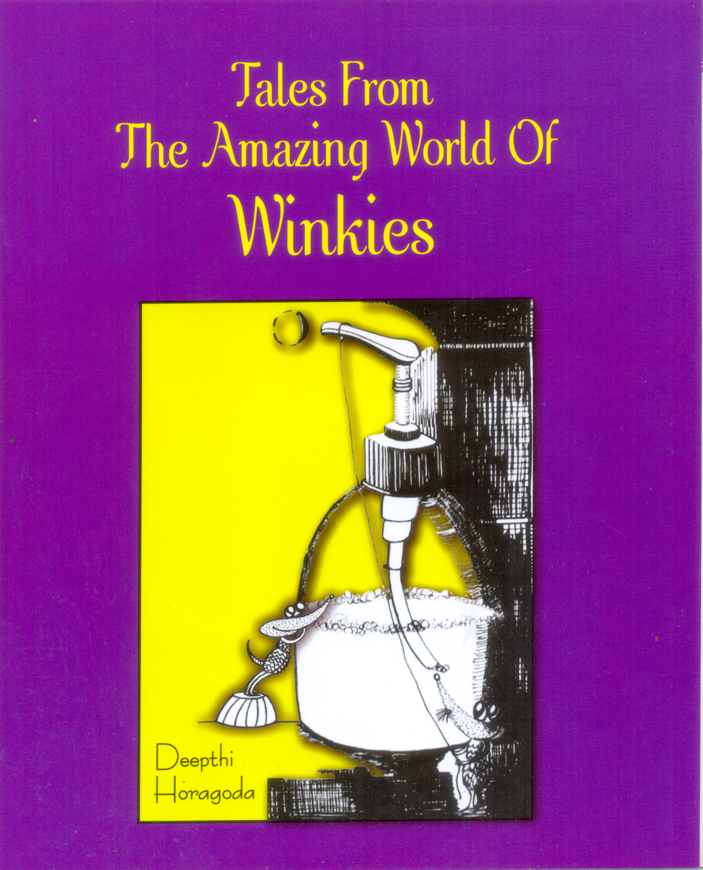 Tales From The Amazing World Of Winkies