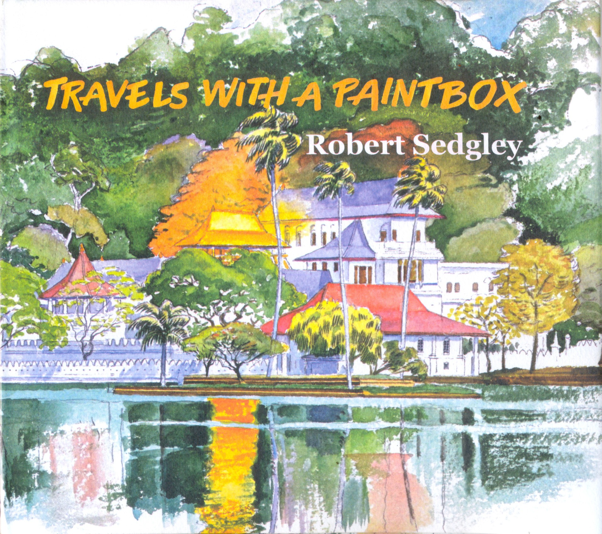 Travel With A Paintbox