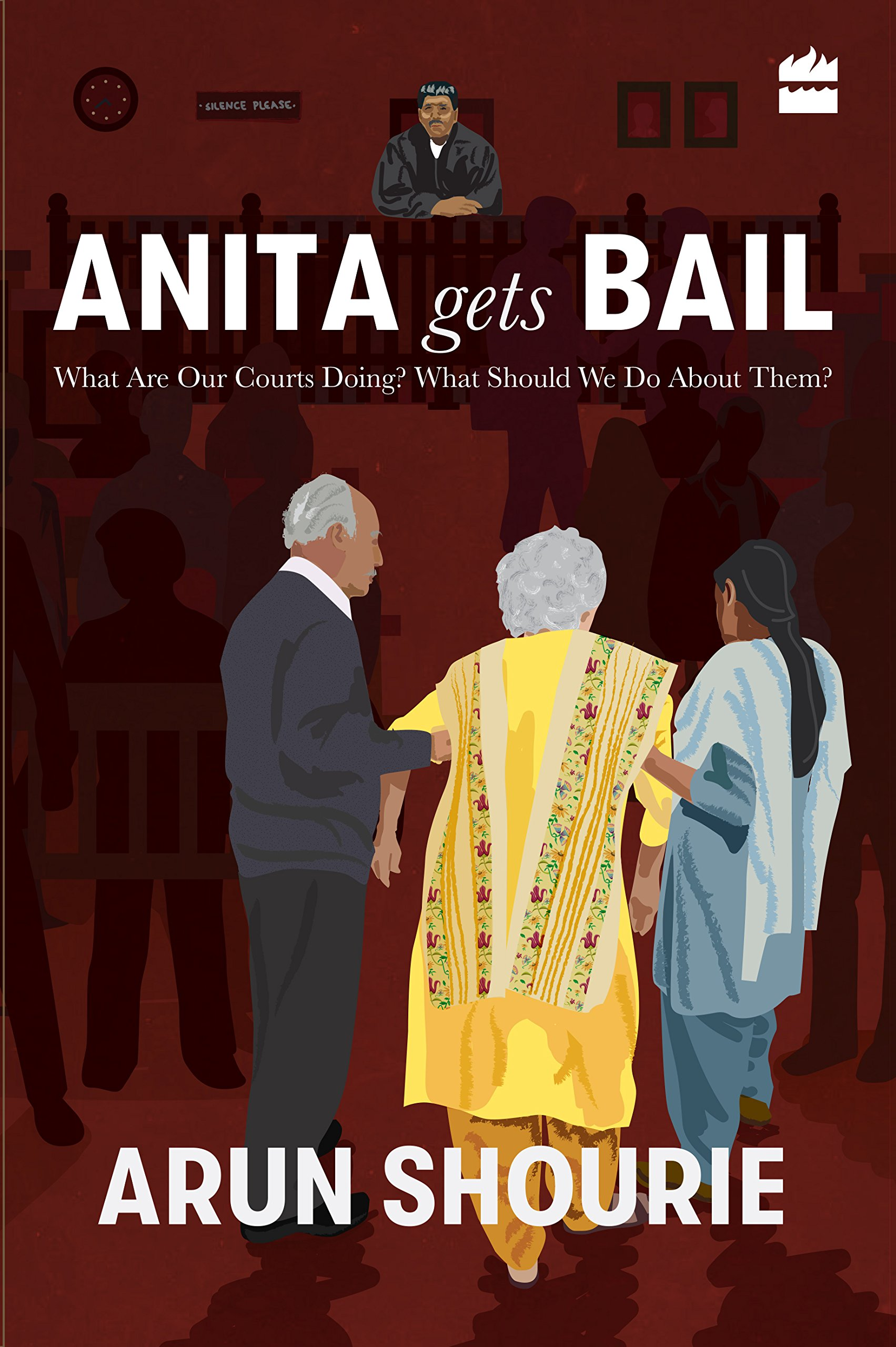 Anita gets bail: more on courts and their judgements