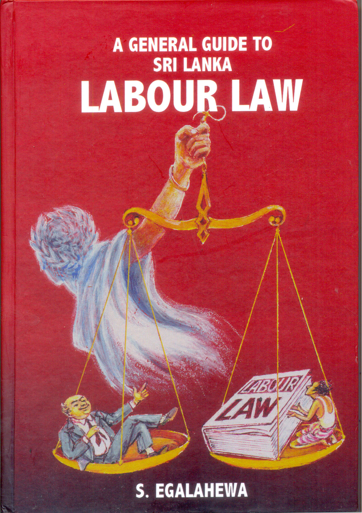 General Guide to Sri lanka Labour Law