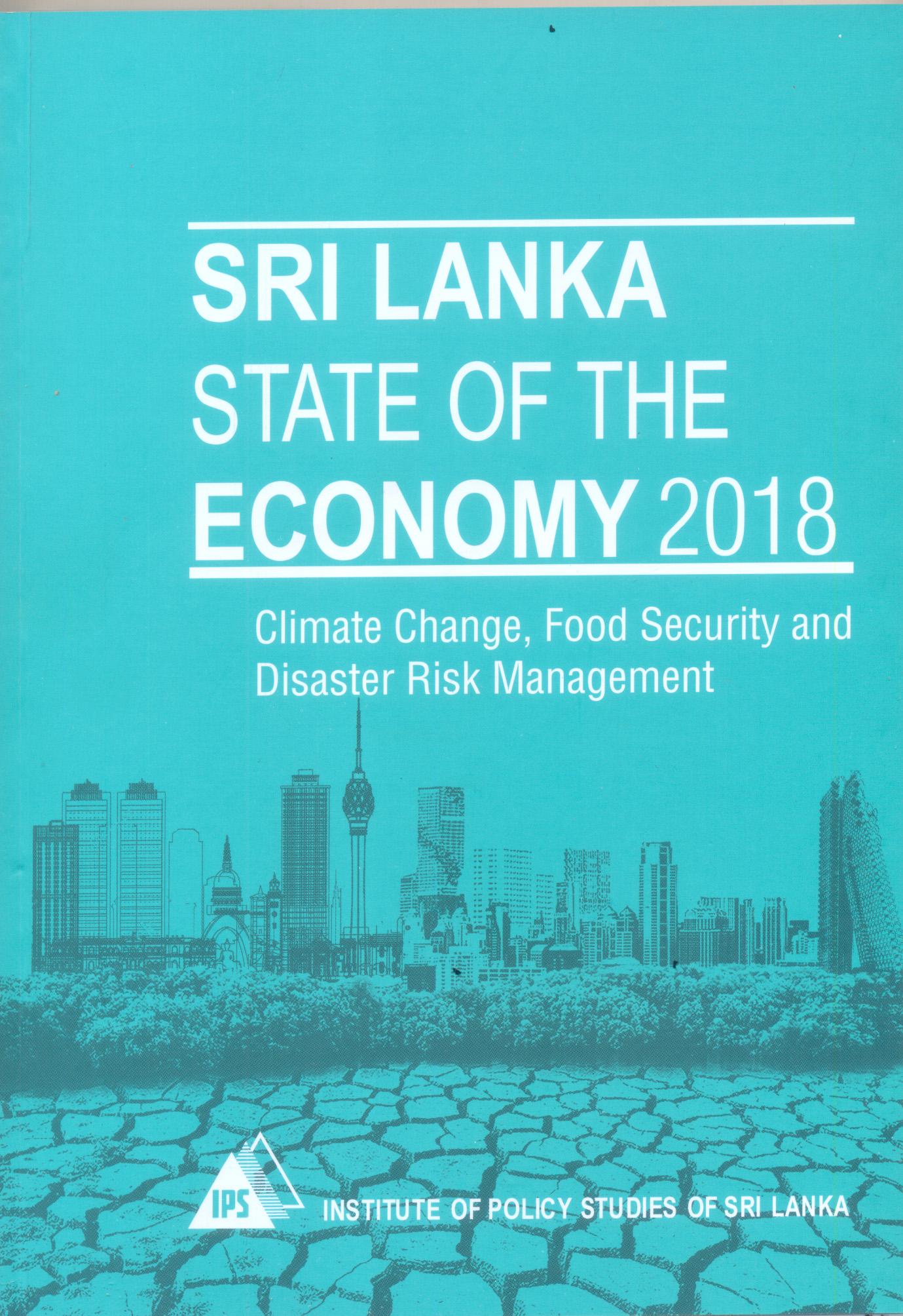 Sri Lanka State Of The Economy 2018