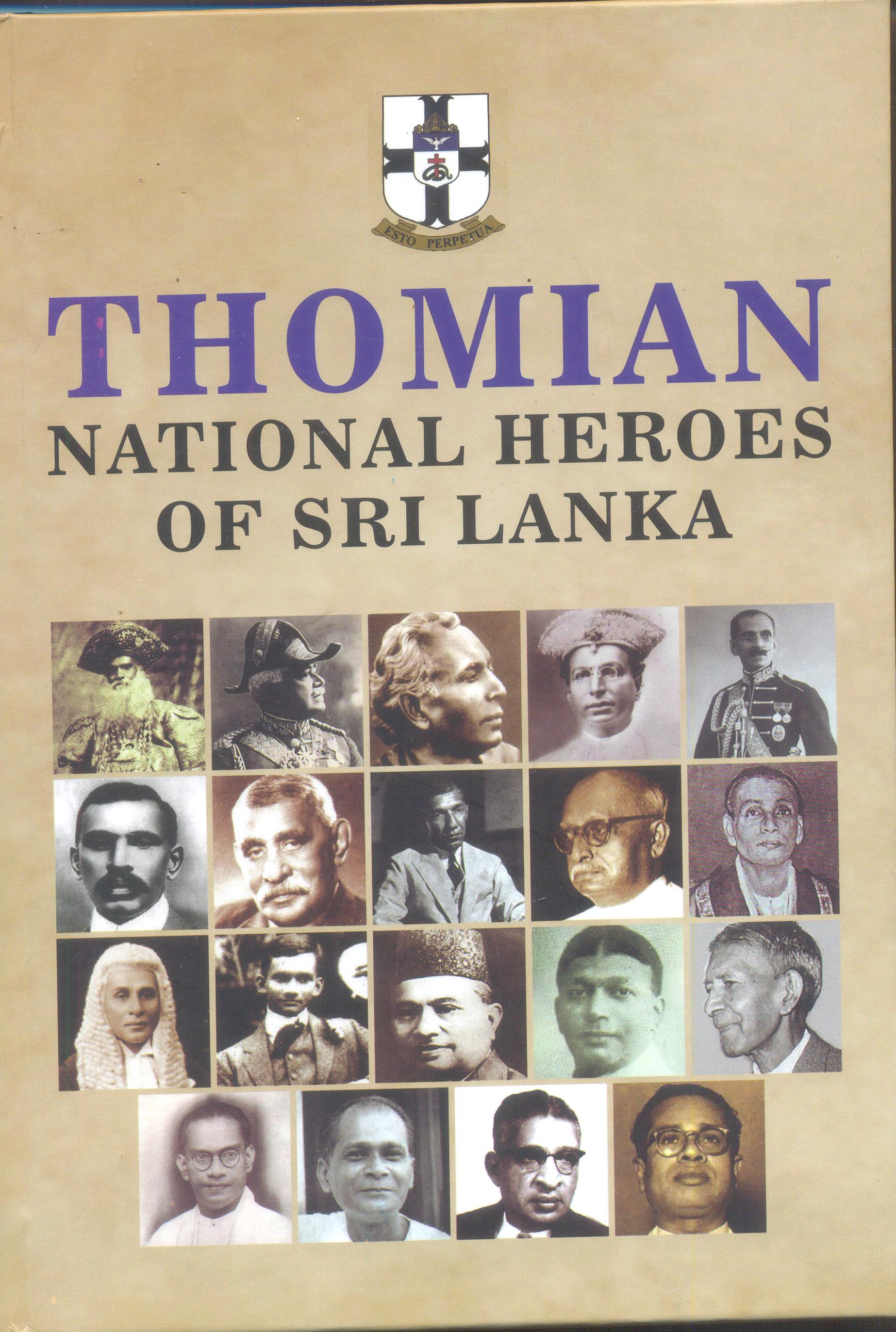 Thomian National Heroes Of Sri Lanka