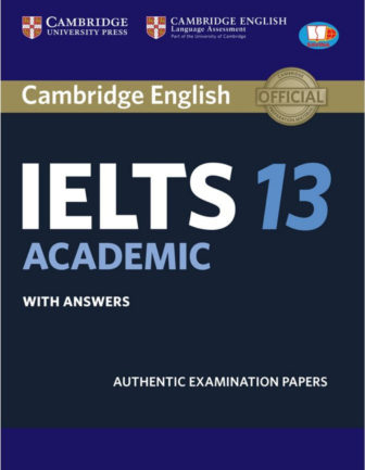 Cambridge IELTS 13 Academic Student's Book with Answers