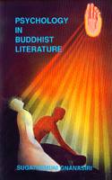 Psychology in Buddhist Literature