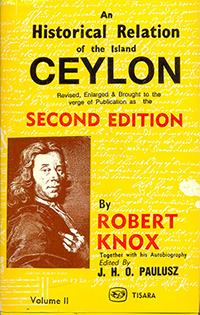 Historical Relation Of The Island Ceylon Vol : II