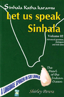 Let Us Speak Sinhala Vol:02