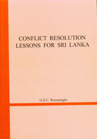 Conflict Resolution Lessons for Sri Lanka
