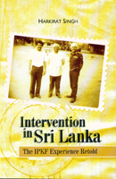 Intervention In Sri Lanka