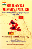Sri Lanka Misadventure (Military Affairs Series)