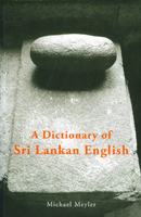 A Dictionary of Sri Lankan English