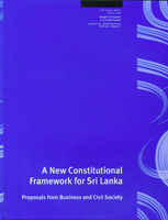 A New Constitutional Framework for Sri Lanka