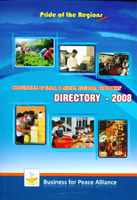 Pride of the Regions Directory 2008