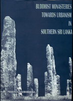 Buddhist Monasteries Towards Urbanism In Southern Sri Lanka