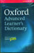 Oxford Advanced Learner's Dictionary New 8th Edition