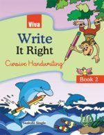 Write It Right Cursive Handwriting Book - 2.