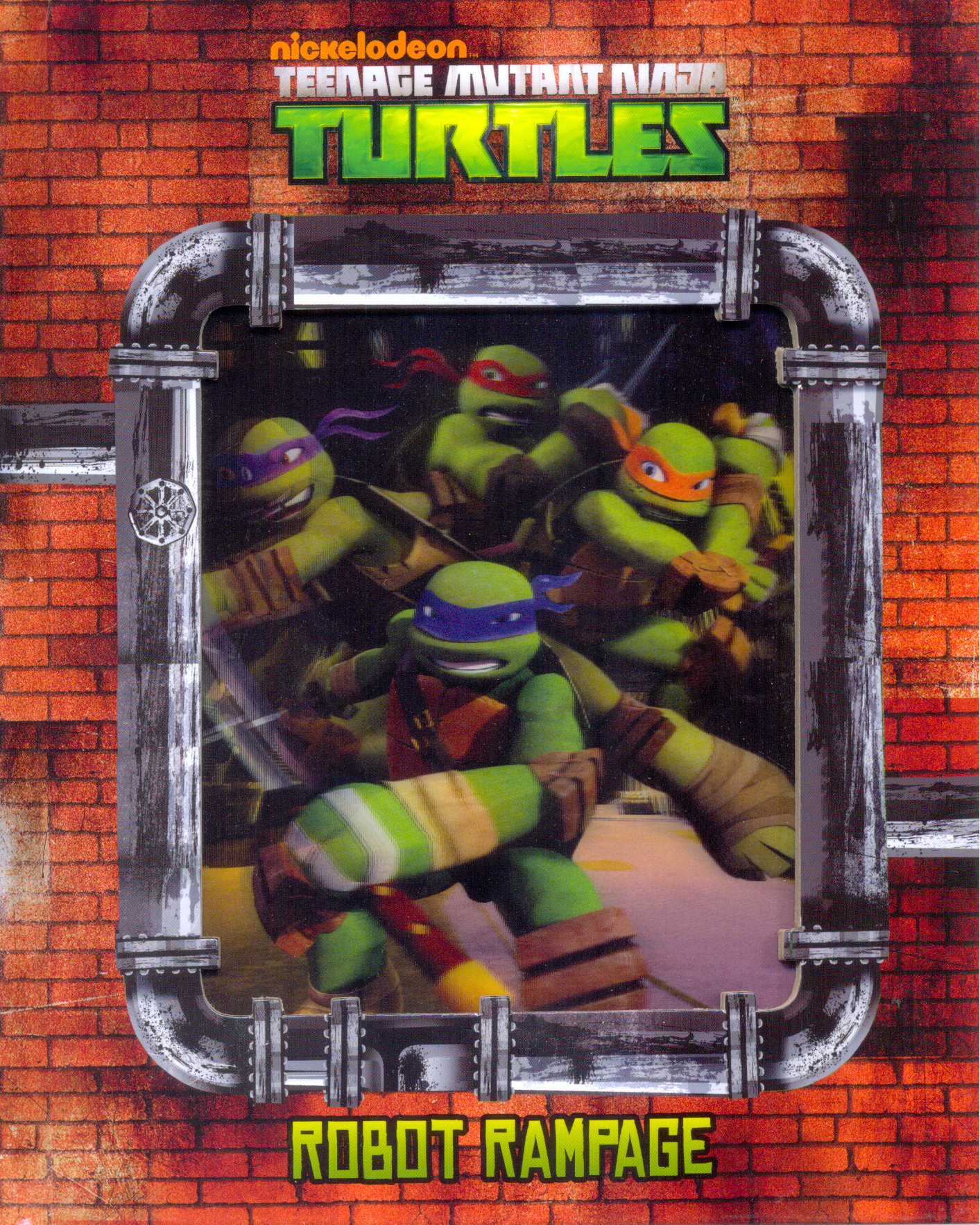 Nickelodeon Teenage Mutant Ninja Turtles : Robot Rampage
