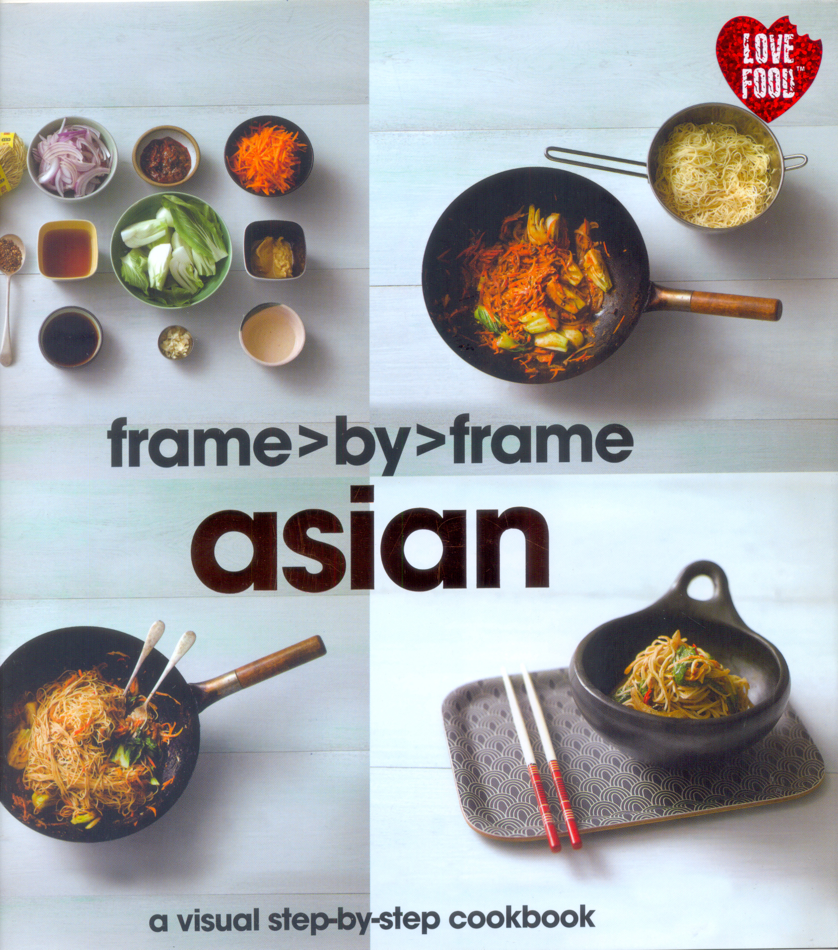Frame > By > Frame Asian