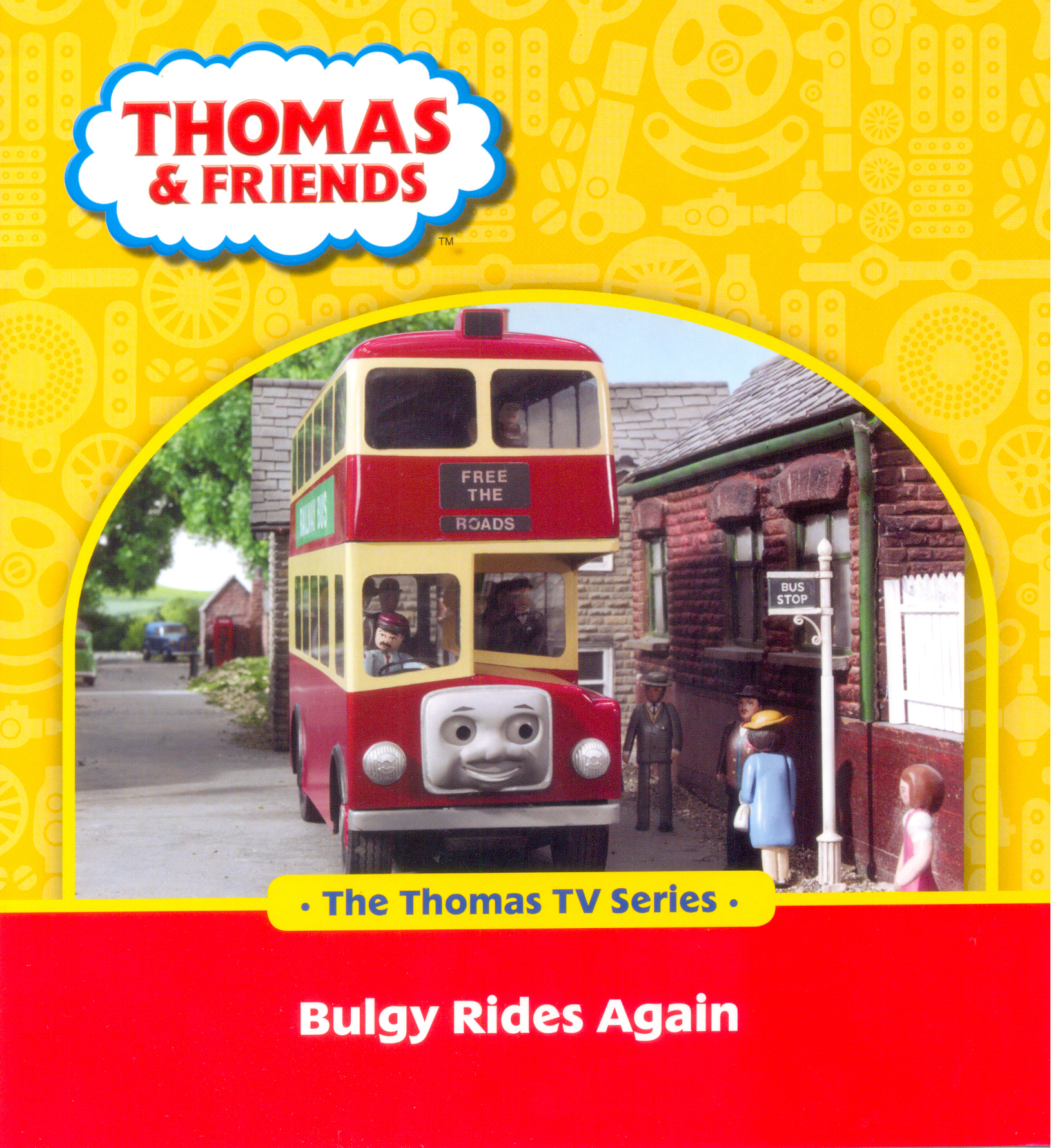 Thomas And Friends : Bulgy Rides Again