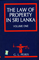 The Law of Property In Sri Lanka