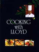 Cooking with Lloyd