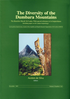 Diversity of the Dumbara Mountains