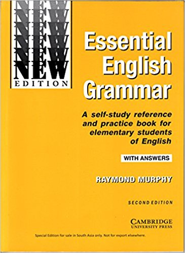 Essential English Grammar - 2nd Ed
