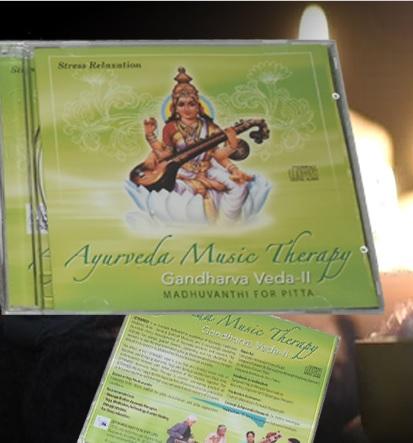 Ayurveda Music Therapy  Gandharva Veda Ii
