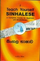 Teach yourself Sinhalese