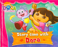 Dora the Explorer : Story time with Dora