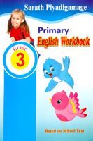 Primary English Work Book Grade 3