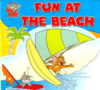 Tom and Jerry : Tom and Jerry : Fun at the Beach