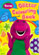 Barney : Glitter Colouring Book