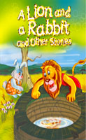 The lion and a rabit