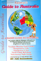 Rajaman's Guide to Australia ( With CD)