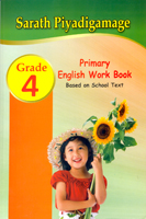 Primary English Work Book Grade 4