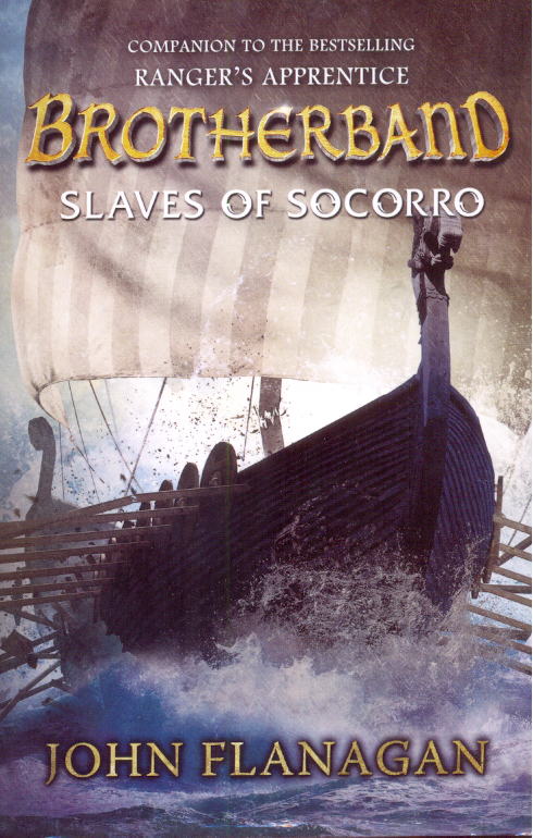 Brotherband: Slaves of Socorro: Book Four