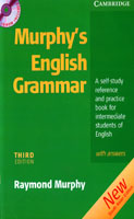 Murphy's English Grammar (Third Edition)  (With CD)