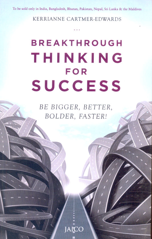Breakthrough Thinking For Success