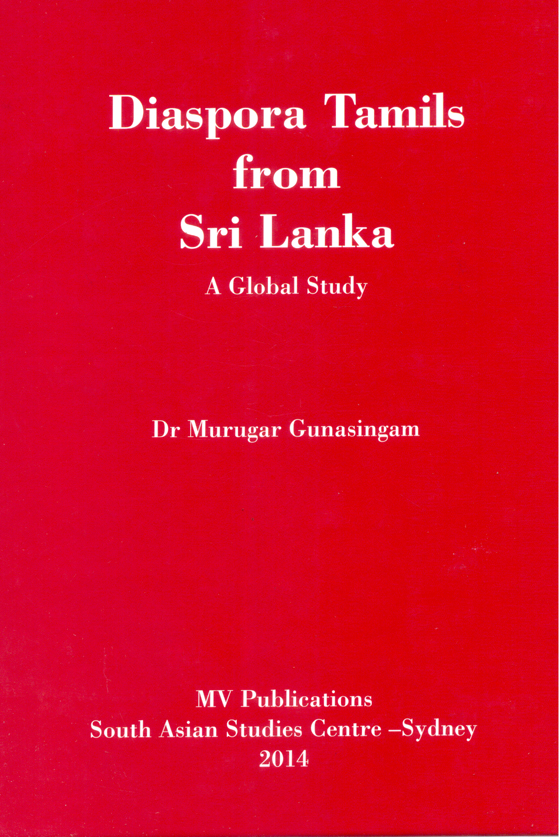 Diaspora Tamils From Sri Lanka